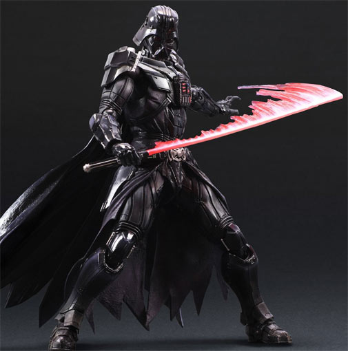 figurine-edition-limitee-star-wars-play-arts-Dark-Vador