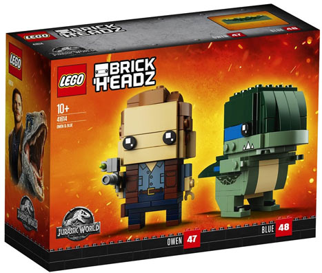 Lego-brickheadz-figurines-Jurassic-World-owen-fallen-kingdom