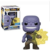 Figurine collector Thanos Funko Pop avengers 3 infinity War