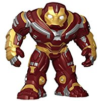 Funko Hulkbuster figurine collection 2018