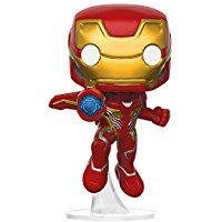 Iron man figurine funko pop avengers infinity War
