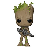 figurines funko pop Marvel Avengers 3 infinity War Groot