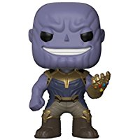 funko Thanos Avengers infinity War collection 2018