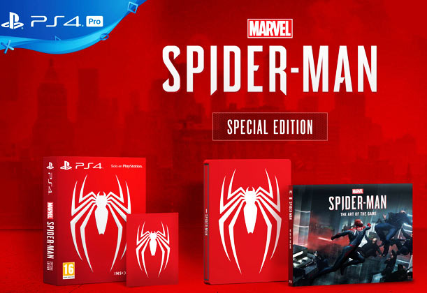 spider-man-edition-speciale-PS4-2018-Steelbook