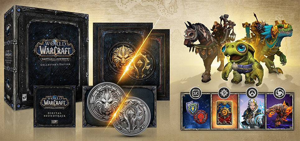 Coffret-collector-World-of-Warcraft-edition-limitee-Battle-for-azeroth