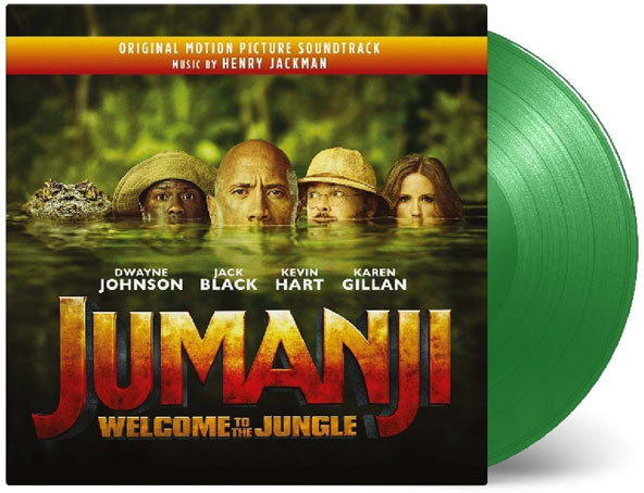 Jumanji-BO-Soundrack-OST-Vinyle-collector-limited-edition