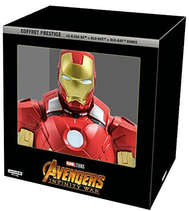 Coffret-4K-Collector-Avengers-3-Infinity-War