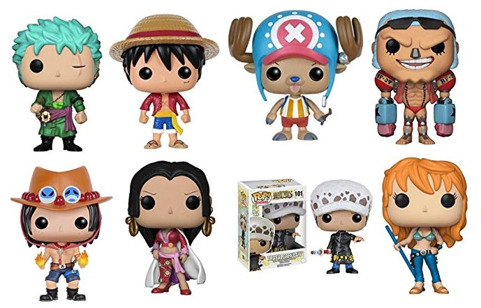 Figurine-Funko-One-Piece