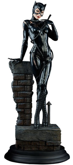 Figurine-sideshow-catwoman-michell-pfeiffer-edition-collector-limitee