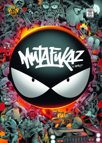 Integrale-BD-bande-dessinee-Mutafukaz-Run