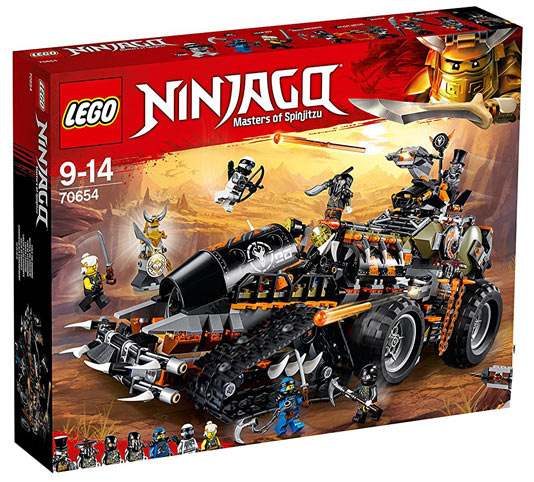 Lego-ninjago-mad-max-dieselnaut-70654-collection-colletor