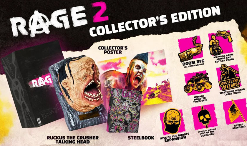 Rage-2-Coffret-collector-Steelbook-PS4-Xbox-edition
