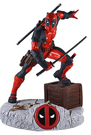 Figurine-marvel-deadpool-Collector
