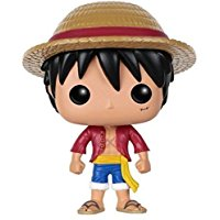 Funko One piece monkey Luffy Chapeau de paille