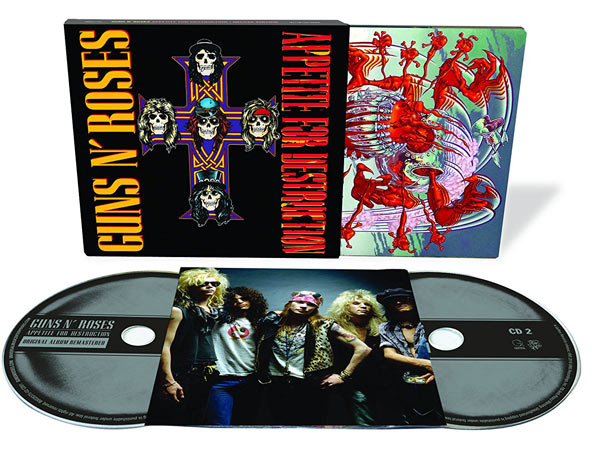guns-N-Roses-edition-2018-CD-Vinyle-LP-appetite-for-deconstruction-Deluxe