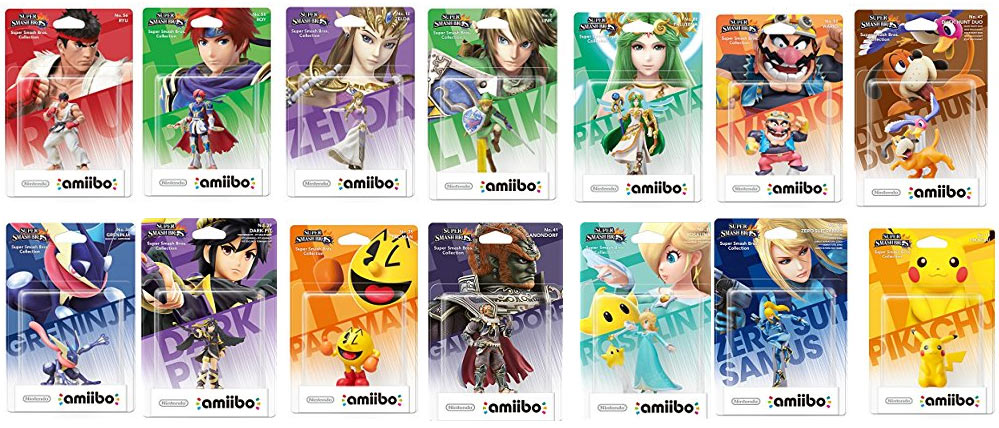 Amiibo-Super-Smash-Bros