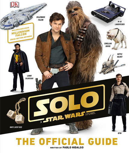 Star-Wars-solo-official-guide-objet-vaisseau-personnage