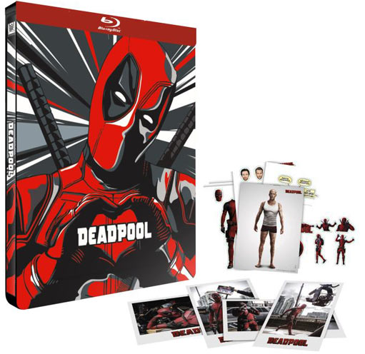 Deadpool-edition-limitee-steelbook-2018-Blu-ray