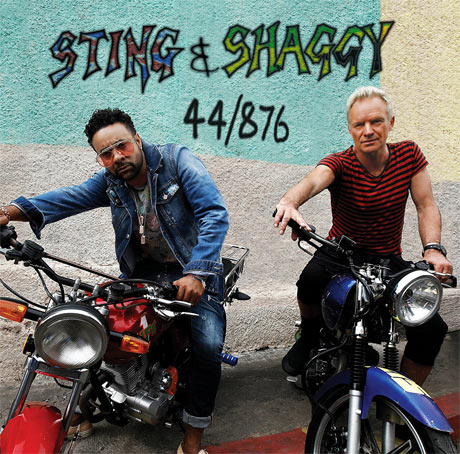 Sting-Shaggy-44-876-CD-Vinyle-edition-limitee-Deluxe-collector-2018