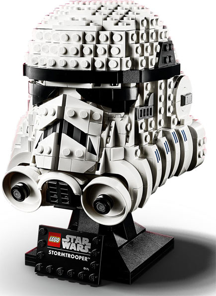 casque lego star wars stormtrooper