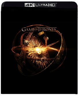 Steelbook Game Of Thrones Coffret Integrale Saison 1 A 8 Blu