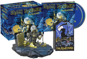 0 iron maiden hard cd vinyle