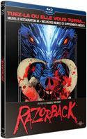 0 razorback film horreur bluray steelbook