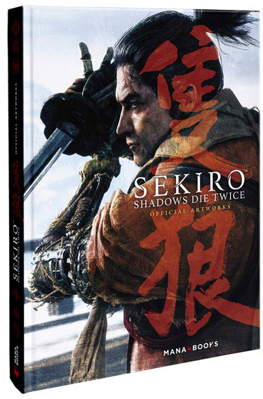Sekiro artbook collection mana books