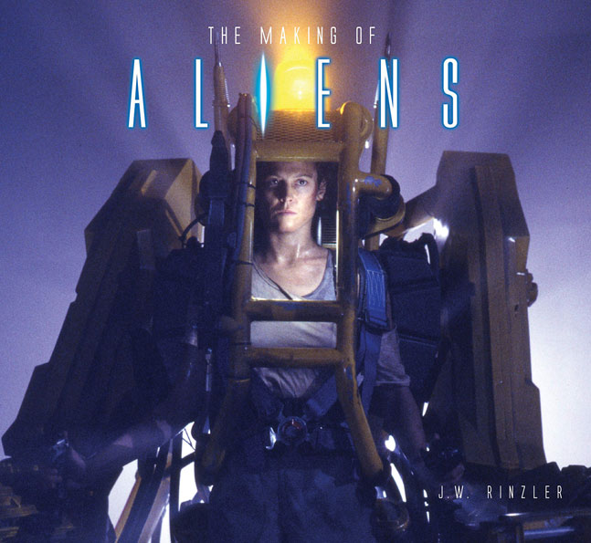 The Making Of Aliens Artbook collection 2020