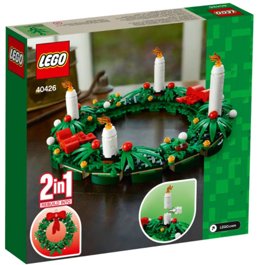 lego de noel collection 2020