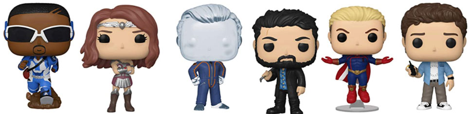 funko pop the boys collection serie amazon