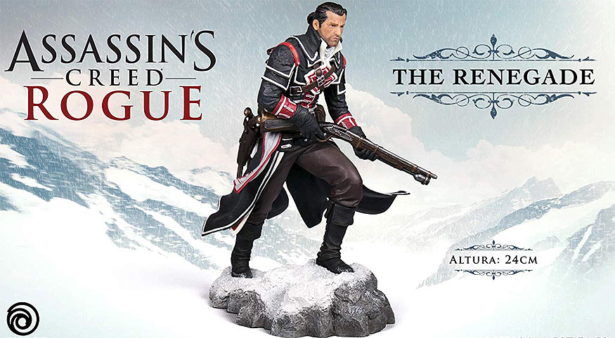 Figurine-Collector-assassins-creed-Rogue-altura