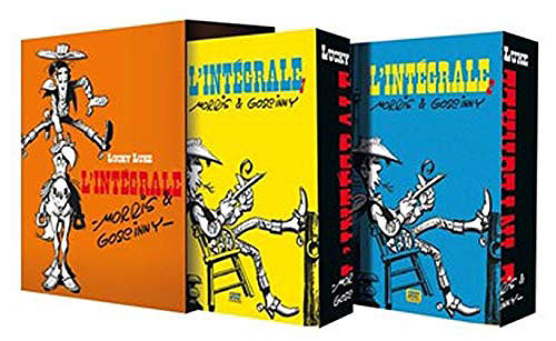 coffret-integrale-lucky-luke-morris-BD-bande-dessinee