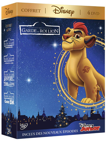 la-garde-du-roi-lion-coffret-integrale-4-films-DVD