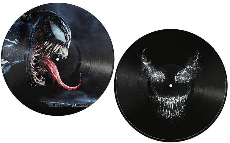 Venom--Vinyle-LP-Gatefold-OST-Soundtrack-bande-originale