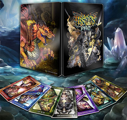 Dragon's crown pro gets a special battle-hardened edition.