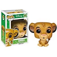 Figurine funko Simba king lion