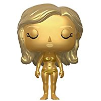 Funko figurine james bond blonde goldfinger dr no