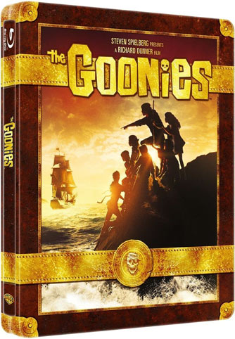 Les-goonies-Steelbook-edition-collector-limitee-Blu-ray