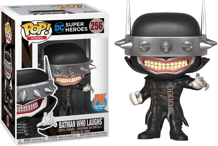 Batman metal funko pop collection edition limited