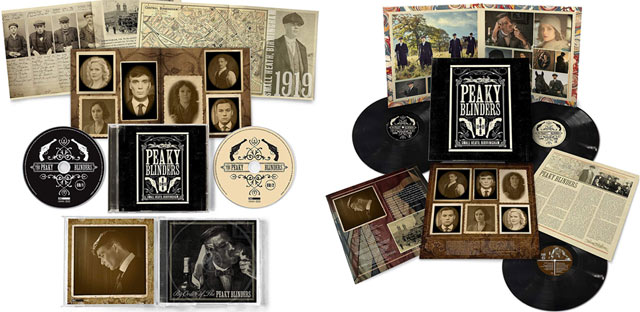 coffret ost soundtrack vinyle cd limited edtition