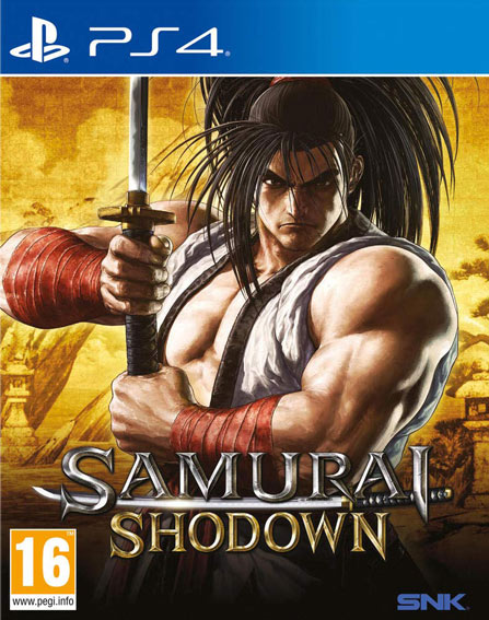 samurai shodown ps4 xbox edition