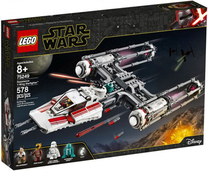75259 lego star wars collection