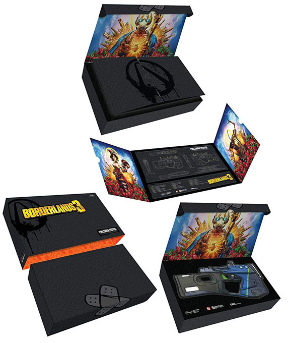 coffret collector maliwan borderlands