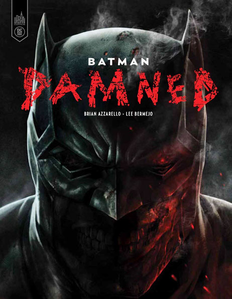 Batman Damned dc black label collection