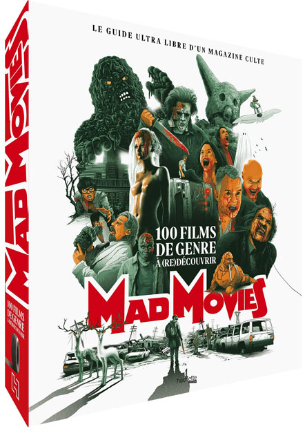 Livre Mad Movies Guide 100 Films De Genre