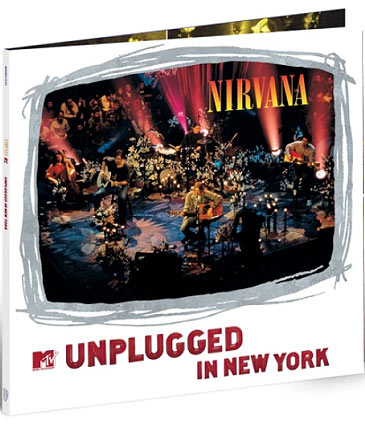 Nirvana MTV unplugged edition deluxe 25th Vinyle LP