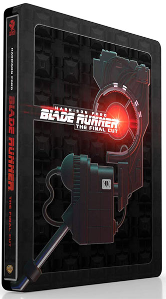 Steelbook Blade runner final cut 4K ultra HD ridley scott