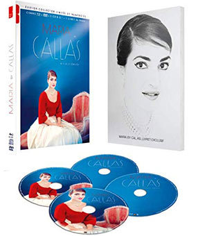 coffret collector bluray dvd cd classique