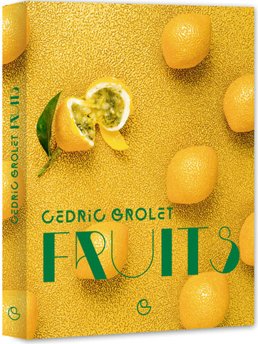 fruit cedric grolet livre de collection meilleur patissier monde